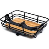 Cortina Amman - flat metal basket with belt  default_cortina 158x158